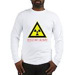 NUCLEAR HAZARD Long Sleeve T-Shirt