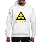 NUCLEAR HAZARD Hooded Sweatshirt