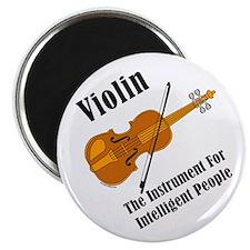"""Intelligent Violin 2.25"""" Magnet (10 pack)"""