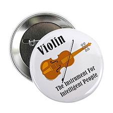 """Intelligent Violin 2.25"""" Button"""