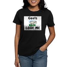 Goats Love Me Tee