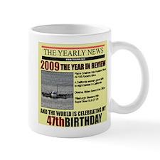 47 birthday Mug
