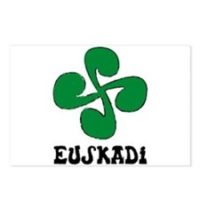 Euskadi Postcards (Package of 8)