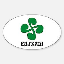 Euskadi Oval Decal
