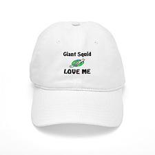 Giant Squid Love Me Cap
