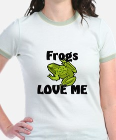 Frogs Love Me T