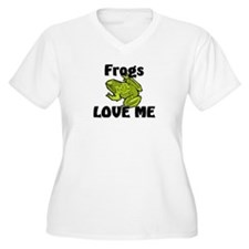 Frogs Love Me T-Shirt