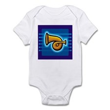 Tuba Infant Bodysuit