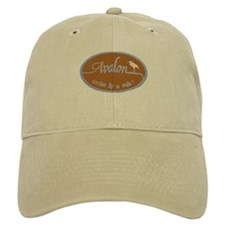 Avalon ... Cooler by a mile! Baseball Cap