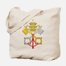 Papacy Emblem Tote Bag