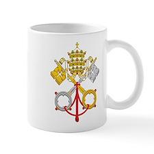 Papacy Emblem Mug