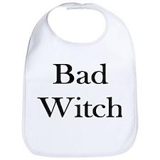 "Instant ""Bad Witch"" Costume Bib"