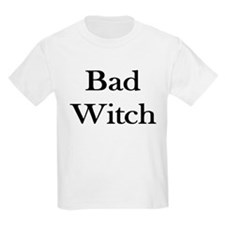 """Instant """"Bad Witch"""" Costume Kids T-Shirt"""