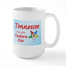 Tennessee Eastern Star Mug