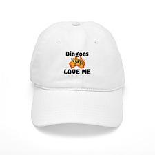 Dingoes Love Me Baseball Cap