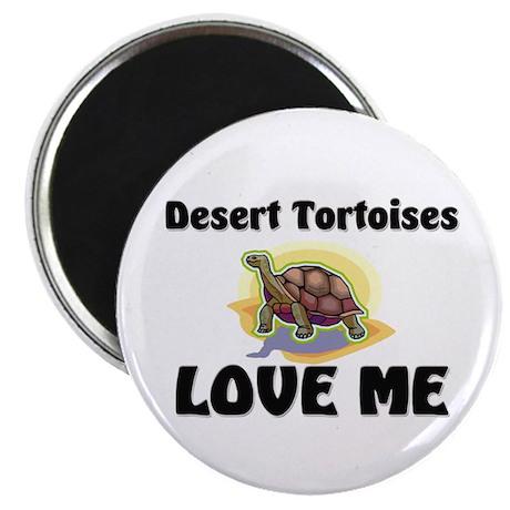 Desert Tortoises Love Me Magnet