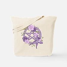 Cute Wiccan Tote Bag