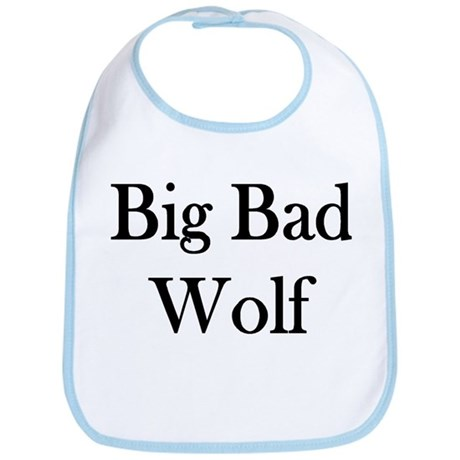 "Instant ""Big Bad Wolf"" Bib"