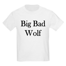 "Instant ""Big Bad Wolf"" Kids T-Shirt"