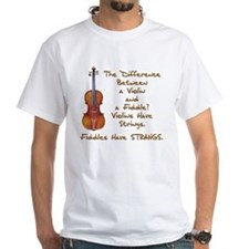 Funny Fiddle or Violin Shirt
