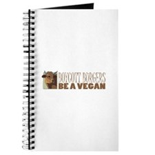 Boycott Burgers - Vegan Journal