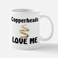 Copperheads Love Me Mug