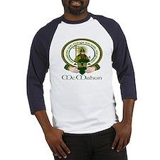 McMahon Clan Motto Baseball Jersey