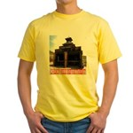 Calico Fire Hall Yellow T-Shirt