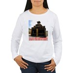 Calico Fire Hall Women's Long Sleeve T-Shirt