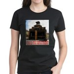 Calico Fire Hall Women's Dark T-Shirt
