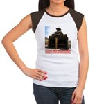 Calico Fire Hall Women's Cap Sleeve T-Shirt