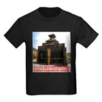 Calico Fire Hall Kids Dark T-Shirt