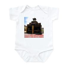 Calico Fire Hall Infant Bodysuit