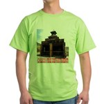 Calico Fire Hall Green T-Shirt