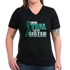 OC: Teal fo Sister Shirt