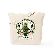 McLean Clan Motto Tote Bag