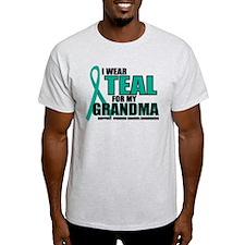 OC: Teal For Grandma T-Shirt