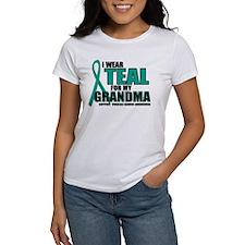 OC: Teal For Grandma Tee