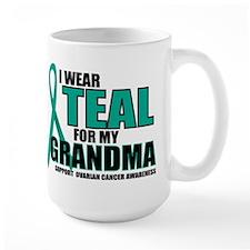 OC: Teal For Grandma Mug
