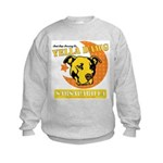 Yella Dawg Sarsaparilla Kids Sweatshirt