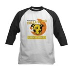 Yella Dawg Sarsaparilla Kids Baseball Jersey