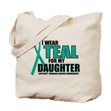 OC: Teal For Daughter Tote Bag