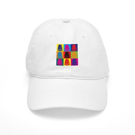 Sewing Pop Art Cap