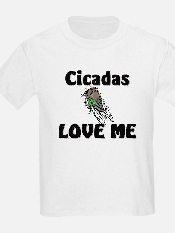 Cicadas Love Me T-Shirt