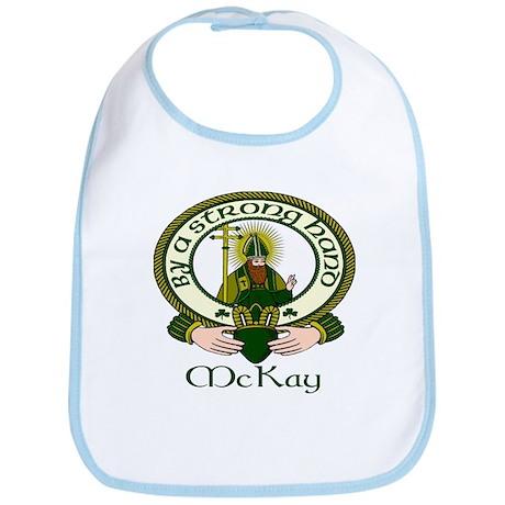 McKay Clan Motto Bib