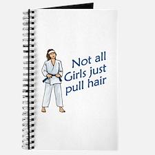 Not all girls pull hair Journal