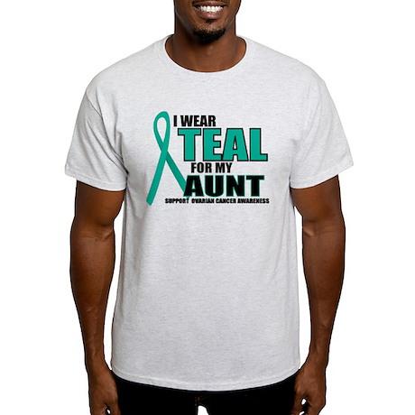 OC: Teal For Aunt Light T-Shirt