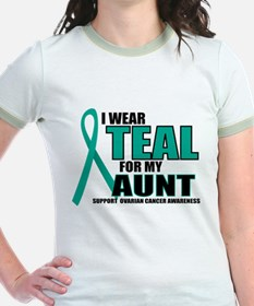 OC: Teal For Aunt T