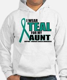 OC: Teal For Aunt Hoodie