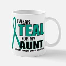 OC: Teal For Aunt Mug